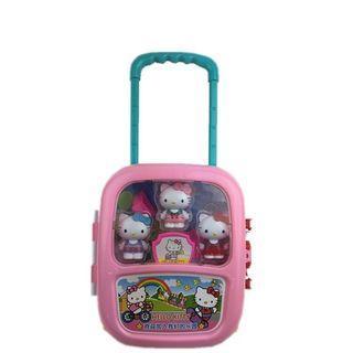 🚚 兒童拉杆行李箱玩具