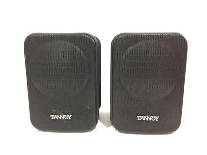 Tannoy CPA5 Compact Studio Monitor Speaker