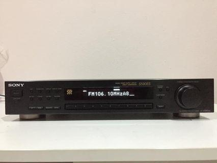 Sony ST-S590ES High End Stereo Tuner