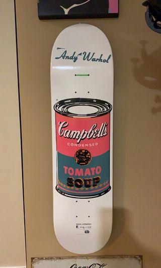 Supreme x Andy Warhol x Alien Workshop
