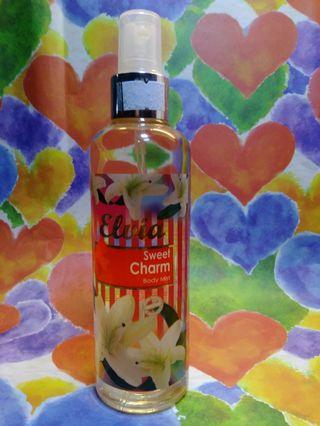 Elvia Sweet Charm Body Mist share in bottle 20ml (2538)