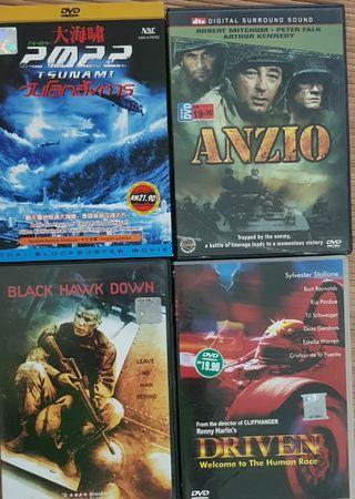 DVD English Movie