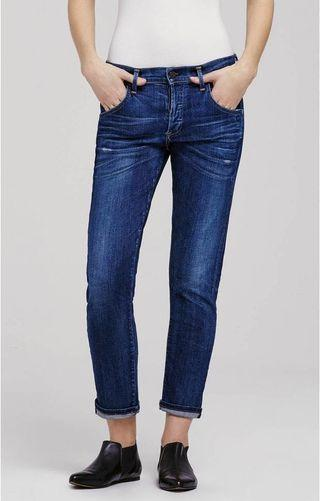 Citizen of Humanity Emerson Slim Boyfriend Jean