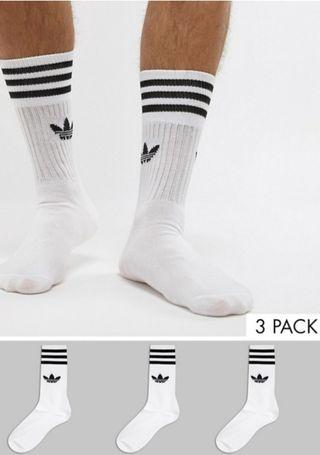 Adidas long Socks 3 pack