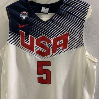 NBA KD USA Jersey