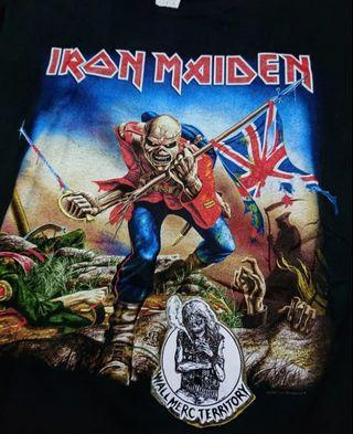 Official iron maiden tshirt