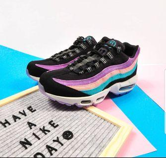Nike Airmax 95 have a Nike day