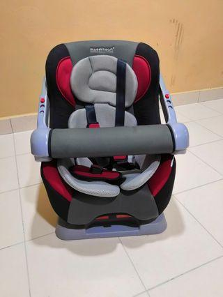 Sweet Heart Baby Car Seat