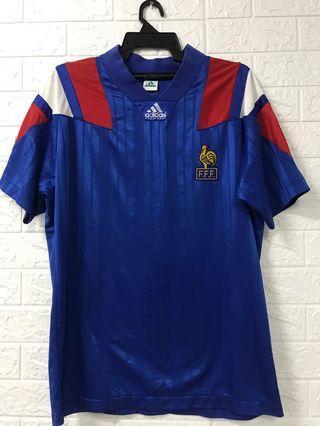 Vintage Adidas France Jersey