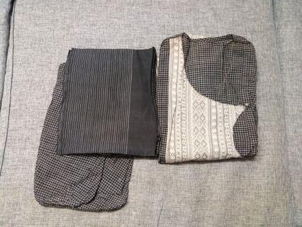 Brand new short sleeve Punjabi suit