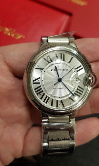 全新經典 造型 機械錶 腕錶 42mm 藍氣球 大型 Casio Seiko Citizen MIDO TISSOT