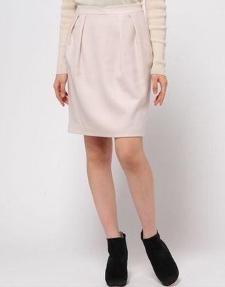 🚚 出清!日貨專櫃品牌MISCHMASCH花瓣窄裙OL必備