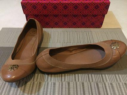 Preloved- Authentic Tory Burch Flat Shoes