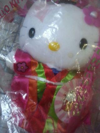 Hello Kitty Macdonald toy
