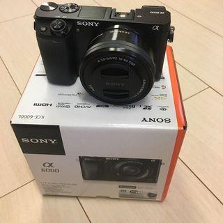 Sony A6000 raya sale