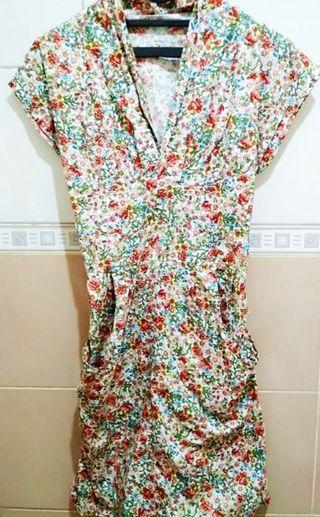 Flower Dress, floral dress