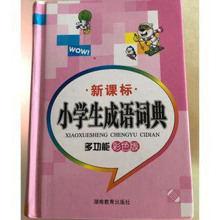 Chinese Idioms Dictionary