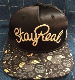 BN Stayreal Limited Edition Tokyo Cap (mayday,Ashin,阿信,五月天)