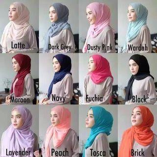 Pashmina Diamond 100/3pcs