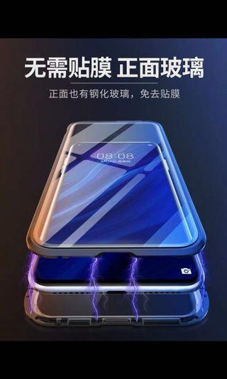 Brand new REMAX Hua wei 9D glass magnet casing