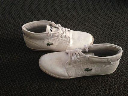 Woman's Lacoste shoes
