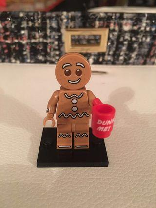 Lego Minifigures Series 11 Gingerbread Man