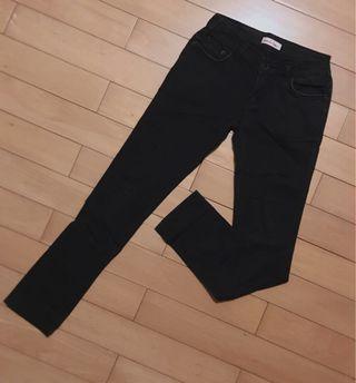 🚚 黑色直筒褲