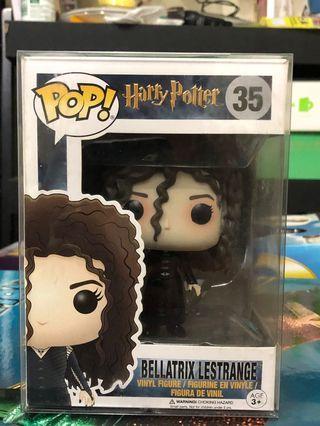 Bellatrix Strange Harry Potter Funko Pop