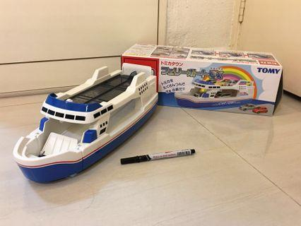 PL Tomy Takara Car Ferry/ Ship