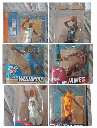 McFarlane Toys NBA