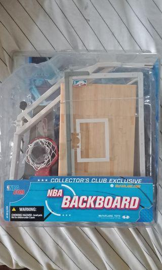 McFarlane NBA backboard