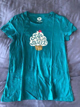 BN w/o tag Bossini Tshirt