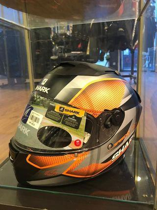 Shark speed R helmet size L