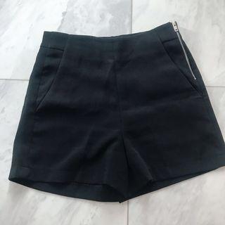 #Tisgratis Hot Pants Korea M Black Shorts