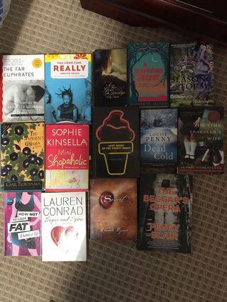 Books ($1 each)