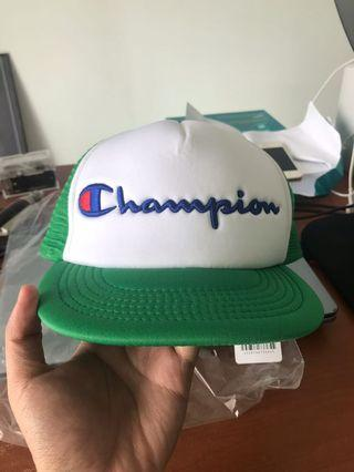 Champion Cap Trucker
