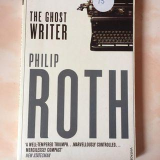 The Ghost Writer (by Philip Roth)