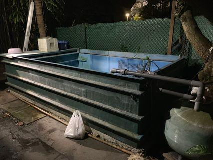 🚚 12x6x3 fgt for sale