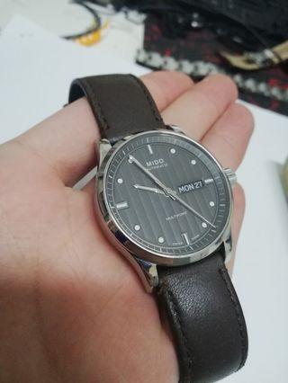 Mido Multifort 38mm swiss watch