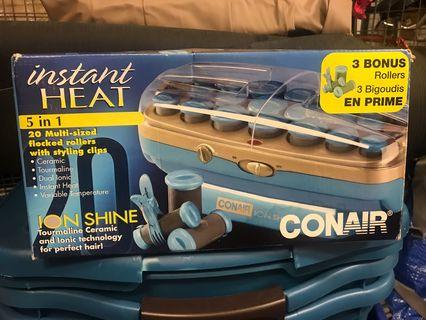 New Conair Heat Hair Rollers