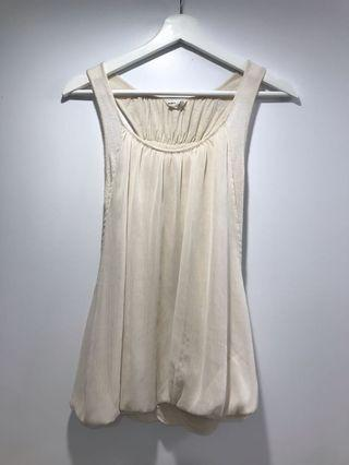 Club Monaco Silk Dress Tops