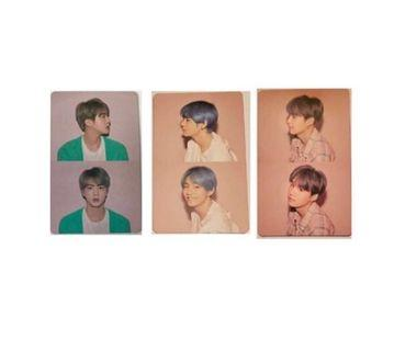 Want to buy BTS persona ver 1 photocards