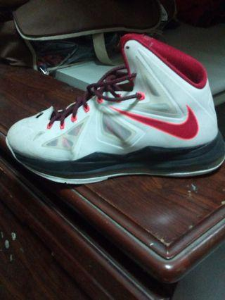 Lebron 10 and jordan superfly
