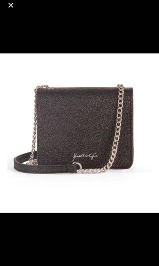 Authentic Kendall & Kylie sparkly mini crossbody bag
