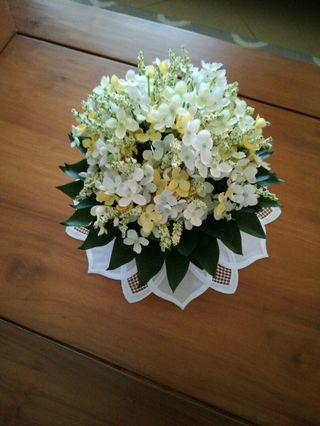 Hand bouquet/Table Floral arrangement/Hantaran Sirih Junjung