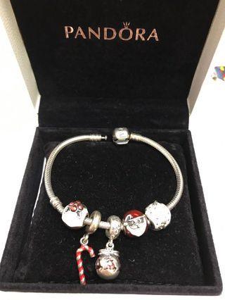 Pandora 手鏈 (Xmas collection)