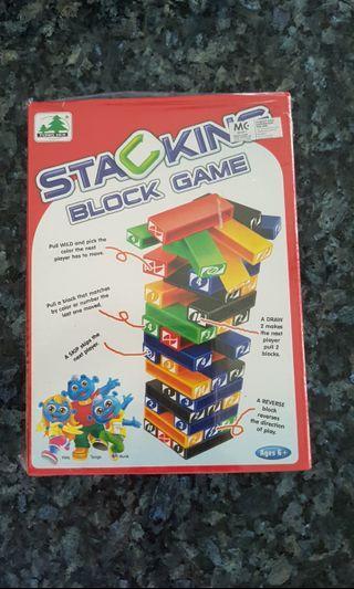 Stacking Block Game / Balancing Game