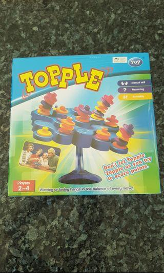TOPPLE Balancing Game / Stacking Game