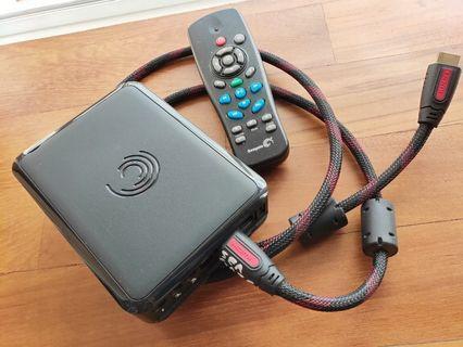 Seagate goflex tv hd media player