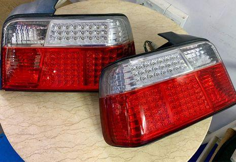 Bmw E36 rear light
